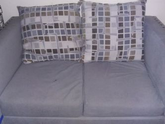 Grey Couch for Sale in Houston,  TX
