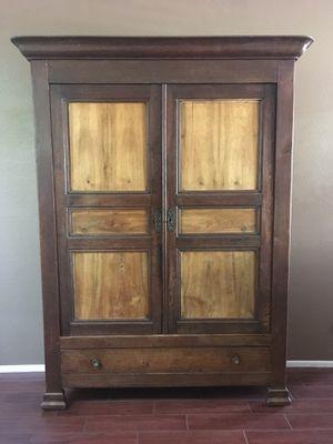 Antique armoire for Sale in Phoenix, AZ