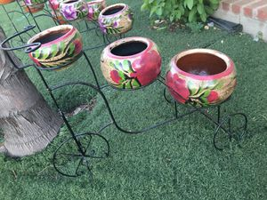 NEW Bicycle Planters for Sale in Redlands, CA