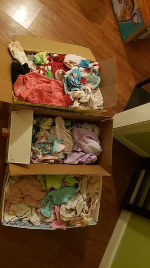Baby girl clothes for Sale in Ashland City, TN