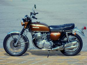 1971 Honda CB750K1 Four with HM300 exhaust FULLY Restored for Sale in Woodstock, GA