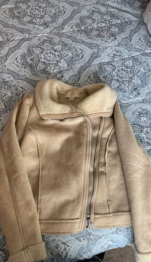 Michael Kors Sherpa Lined Jacket for Sale in Hayward, CA