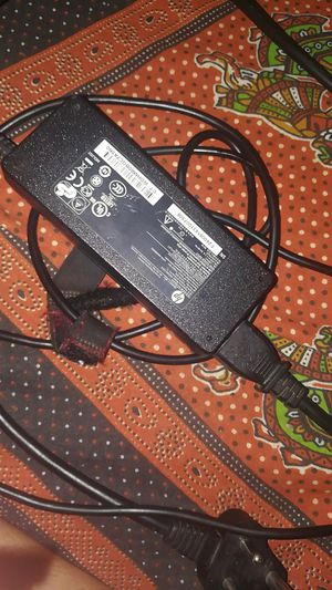 HP laptop charger with adapter for Sale in San Diego, CA