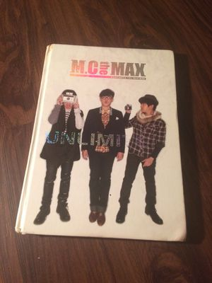 Mc the max Photobook with CD & DVD (rare) (kpop) (Korean) for Sale in Chicago, IL