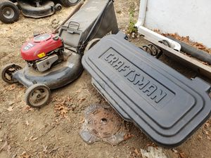 Craftsman Riding lawn tractor toolbox for Sale in Fremont, CA