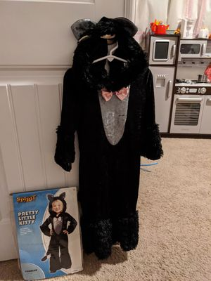 Pretty Little Kitty Halloween costume for 2t-4t for Sale in Lake Worth, FL