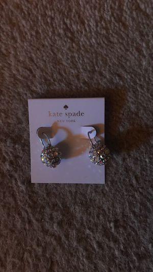 Brand new Kate Spade Diamond Earrings for Sale in Racine, WI