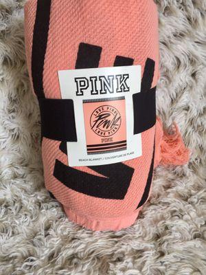 VS PINK blanket for Sale in Sahuarita, AZ