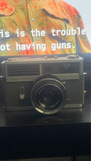 Vintage camera for Sale in Houston, TX