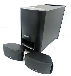 Bose Sound, Surround sound with sub woofer and stands for Sale in Murfreesboro, TN