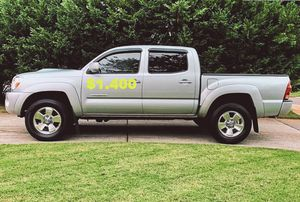Available Now$1400-Selling URGENT!Silver 2007 Toyota Tacoma for Sale in Arlington, VA