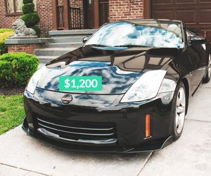 🔥🔑$1,200🔑🔑 For Sale 🔑2007 Nissan 350Z Power🔑🔥 for Sale in Detroit, MI