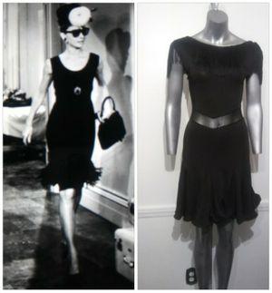 Lil Black dress Gatsby Fringe size S for Sale in Whittier, CA