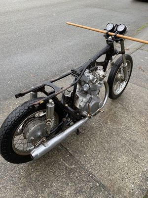 Honda CB450 project (with title) for Sale in Lynnwood, WA