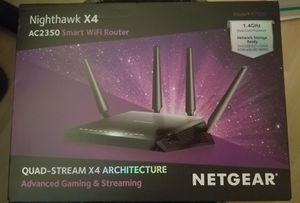 Netgear Nighthawk X4 AC2350 Smart WiFi Router for Sale in Poway, CA