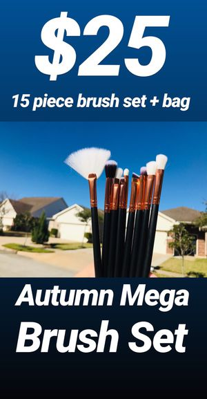Pro makeup brushes for Sale in Los Angeles, CA