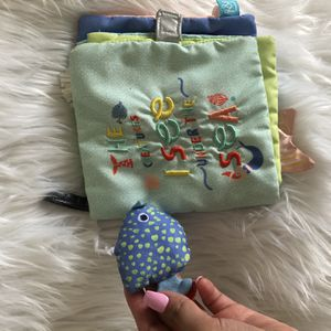 Mermaid Soft Book For Baby for Sale in Oak Lawn, IL