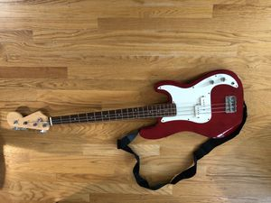 Bass Guitar for Sale in Charlottesville, VA