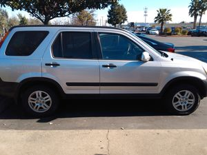 2002 Honda CRV with real all wheel drive for Sale in Carmichael, CA