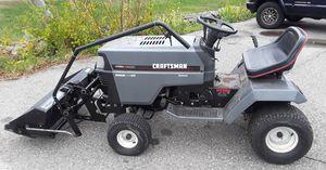 Craftsman 14 horsepower Kohler LT 4000 Hydro for Sale in Tiverton, RI