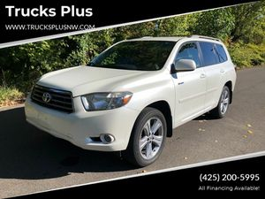 2008 Toyota Highlander for Sale in Seattle, WA