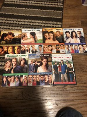 Complete series Dawsons Creek for Sale in Midland, TX