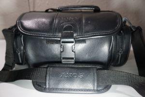 Vintage Sony camcorder DSLR camera bag OEM for Sale in Whittier, CA