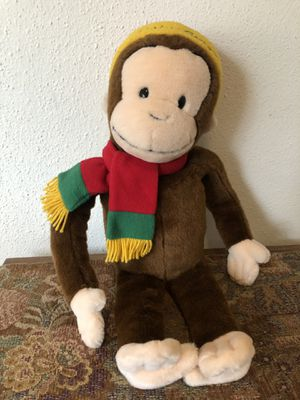 "Curious George Macy's Exclusive 24"" Plush for Sale in Irving, TX"