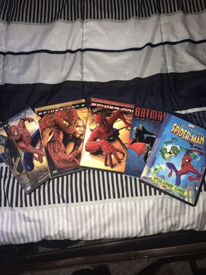 Super hero movie collection for Sale in Raleigh, NC