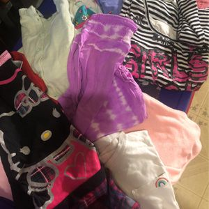 Girls Clothes Lot Size 7/8 For 6$ for Sale in Centralia, WA