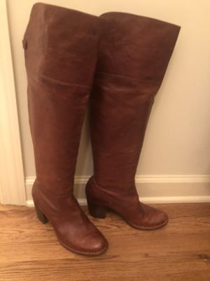 Fyre Leather boots for Sale in Murfreesboro, TN