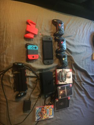 Nintendo switch for Sale in Herndon, VA