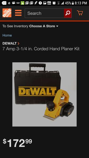 Dewalt model DW680 for Sale in Indianapolis, IN
