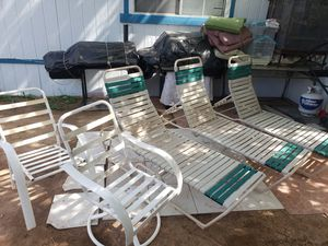 Pool chairs for Sale in Las Vegas, NV