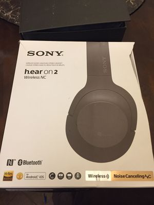 NEW Sony h.ear on 2 Noise Cancel Headphones for Sale in Dade City, FL
