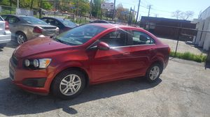 2013 Chevy Sonic for Sale in Cleveland, OH