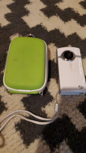 Flip video camera for Sale in Hanover, PA