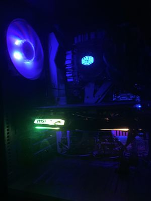 MSI 1660ti very good condition (never overclocked) for Sale in Newark, NJ