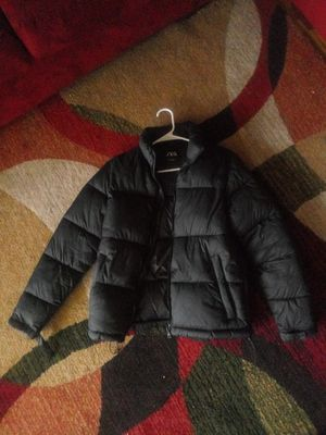 Zara puffer coats sze small for sell for Sale in Washington, DC