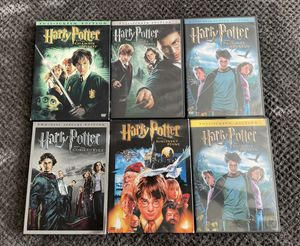 Harry Potter DVDs for Sale in Milpitas, CA
