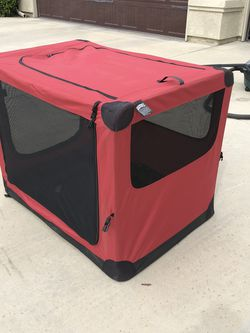Soft Foldable Portable Dog Kennel for Sale in Bakersfield,  CA