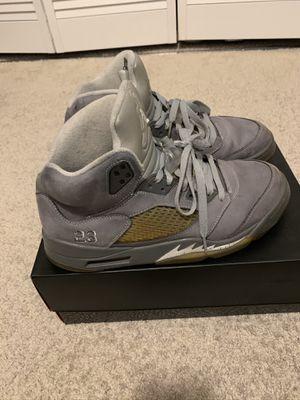 Jordan Wolf Grey 5's for Sale in Seattle, WA