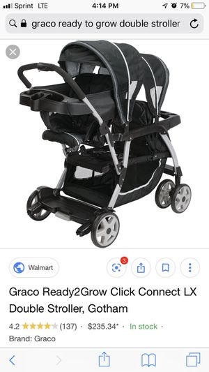 Graco Ready2Grow Stroller for Sale in Buena Park, CA