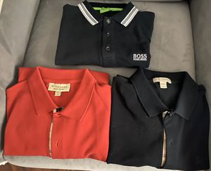 Burberry Polo's Like new for Sale in Anaheim, CA