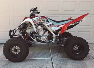 URGENT$800 For sale 2008 Yamaha Raptor Clean tittle Runs and drives great.,no issues! clean title Very clean. for Sale in Atlanta, GA