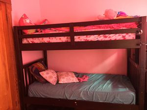 Triple bunk bed for Sale in Worcester, MA