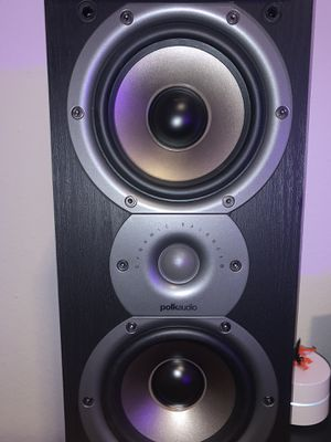 Speakers Polk audio for Sale in Austin, TX