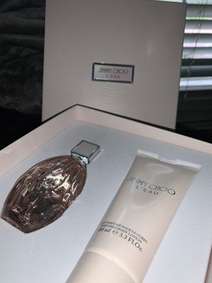 Jimmy Choo perfume set for Sale in Highland, CA