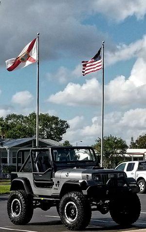 Custom Jeep Wrangler W/ 350 small lock Conversion for Sale in Orlando, FL