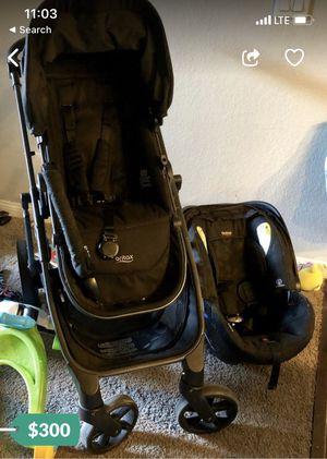 Britax stroller seat combo for Sale in Pomona, CA